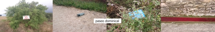 paseo dominical